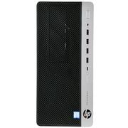 惠普 ProDesk 600 G3 MT 商务台式主机( 7代i3-7100 4G 128G+1T 集显 DVDRW Win10)