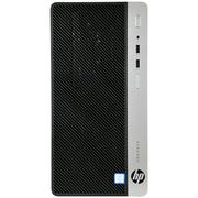 惠普  ProDesk 400G4 MT 商务台式主机( 7代i5-7500 4G 128G SSD+1T 集显 DVDRW Win10)