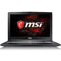 微星 GL72M 7RDX-684CN 17.3英寸游戏笔记本电脑(i7-7700HQ 8G 1T GTX1050 4G WIN10背光键盘)黑产品图片主图
