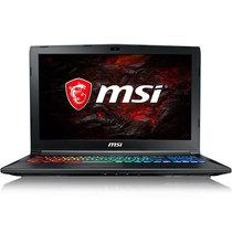 微星 GP72MVR 7RFX-621CN 17.3英寸游戏笔记本电脑(i7-7700HQ 8G 1T+128GSSD GTX1060 6G 多彩背光)黑产品图片主图