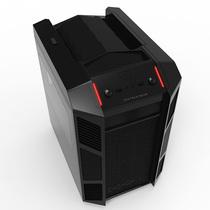 VTG 暗语 游戏机箱(MATX/ITX/独立电源仓/0.7mm板材/游戏设计风格)产品图片主图