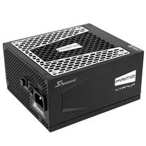 海韵  钛金牌1000W PRIME 1000 电源(80PLUS钛金牌/十二年质保/全模组/静音/支持无风扇停转模式)产品图片主图