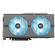 蓝宝石 RX580 8G D5 超白金 限量版 1411-1450MHz/8000MHz 8GB/256bit GDDR5 DX12 独立游戏显卡