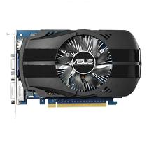 华硕 GT730-FML-2GD5 902MHz 2G/5000MHz DDR5 PCI-E3.0赛车版显卡产品图片主图