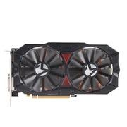 铭瑄 RX 470 巨无霸 4G 1206MHz/6600MHz/256BIT/GDDR5/PCI-E3.0 独立游戏显卡