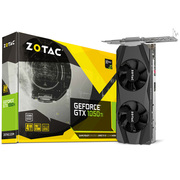索泰 GTX1050Ti-4GD5 Mini 1290-1392/7008MHz 4G/128bit GDDR5 PCI-E显卡