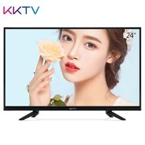 KKTV K24C 24英寸窄边高清节能护眼液晶平板电视机 黑色产品图片主图