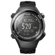 爱普生 RUNSENSE SF720 GPS运动跑步腕表 刚毅黑