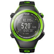 爱普生 RUNSENSE SF-720 GPS运动腕表 野地绿