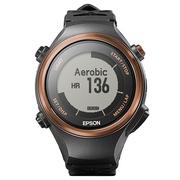 爱普生 RUNSENSE SF850 GPS运动跑步腕表 戈壁金 运动手表