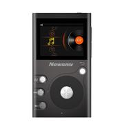 纽曼 G6 无损mp3音乐播放器 HIFI发烧DSD插卡有屏随身听 8G  铁灰色