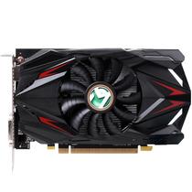 铭瑄 MS-RX550变形金刚4G 1183MHz/7000MHz/128Bit/GDDR5/PCI-E3.0独立游戏显卡产品图片主图