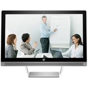 惠普 ProOne 490 G3 AiO 23.8英寸商务一体机电脑(i3-7100T 4G 500G 2G独显 DVDRW Win7)