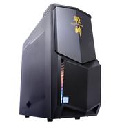 神舟 战神K5-P63 D1S 台式游戏电脑主机 (B250 i5-7400 8GDDR4 128GSSD+1TB GTX1060 3G独显)