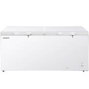 容声 BD/BC-520M/AHP  商用冰柜 卧式大冷冻柜 冷藏冷冻转换 节能变温冷柜(珍珠白)