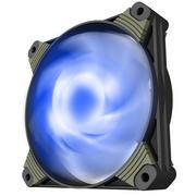 爱国者  冰魄X1冰光版 蓝光 电脑机箱风扇(小3P+大4P双接口/水冷排散热/减震脚垫/赠4螺丝)