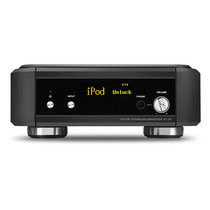 山灵 H1.2S DSD无损解码耳放发烧DAC USB异步 耳放 外置声卡数字转盘 黑色产品图片主图