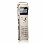 新科 32G录音笔专业高清远距降噪防窃听RV-21锌合金