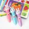 文曲星 D8 点读笔 3-6岁幼儿启蒙礼物防水4G跟读MP3录音早教故事机25有声图书6挂图学习点读机儿童益智玩具粉产品图片1