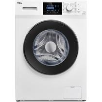 TCL XQG80-P300B 8公斤 全自动变频滚筒洗衣机 自编程 中途添衣 静音(芭蕾白)产品图片主图