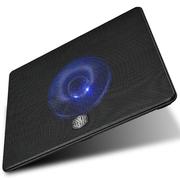 酷冷 尊睿L200 17英寸及以下笔记本散热器 (16CM风扇/冲网面板/静音/大风量)