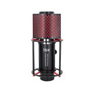 isk S600专业电容麦克风 网络K歌录音喊麦直播话筒