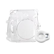 富士 INSTAX 一次成像相机  MINI7s相机 甜蜜金属粉 实用套餐(含10张胶片)