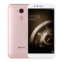 天语 X9 移动联通电信4G手机 指纹解锁 双卡双待 玫瑰金 (3G RAM+32G ROM)产品图片主图