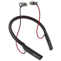 森海塞尔 MOMENTUM In-Ear Wireless 无线蓝牙颈带式耳机 黑色产品图片主图