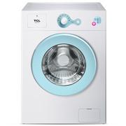 TCL XQG65-Q100W 6.5公斤 智能WIFI控制全自动滚筒洗衣机(芭蕾白)