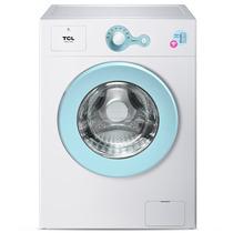 TCL XQG65-Q100W 6.5公斤 智能WIFI控制全自动滚筒洗衣机(芭蕾白)产品图片主图