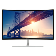优派 VX3231-CHD-W  31.5英寸2K高分曲面显示器