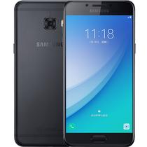 三星 Galaxy C5 Pro(C5018) 4GB+64GB版 墨玉黑  4G+版手机 双卡双待产品图片主图