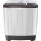 威力 XPB80-8008S  半自动洗衣机  8.0公斤产品图片1