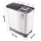威力 XPB80-8008S  半自动洗衣机  8.0公斤产品图片2