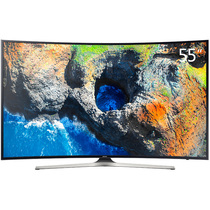 三星   UA55MUC30SJXXZ  55英寸 曲面  HDR 4K超高清 智能网络 平板液晶电视 黑色产品图片主图