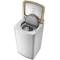 小天鹅 TB30-Q18WHCL 3公斤迪士尼水魔方全自动波轮洗衣机(玉兰白色) 智能APP控制 加热洗涤产品图片4
