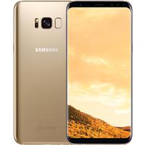 三星 Galaxy S8+(SM-G9550)4GB+64GB版 绮梦金 移动联通电信4G手机 双卡双待产品图片主图