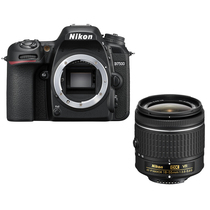 尼康 D7500 套机(AF-P DX 尼克尔 18-55mm f/3.5-5.6G VR)产品图片主图
