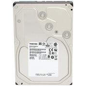 东芝  4TB 7200转 128M SAS 企业级硬盘(MG04SCA40EE)