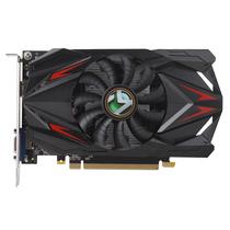 铭瑄 MS-GT1030V变形金刚2G 1227-1468MHz/6000MHz/64Bit/GDDR5 PCI-E 3.0 独立游戏显卡 带VGA接口产品图片主图