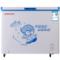 康佳 BD/BC-218DTH 218升 家用商用冰柜 冷藏冷冻转换柜 冷柜 节能单温卧式冰箱产品图片1