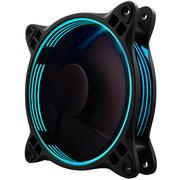 乔思伯 FR-301 RGB版本 RGB机箱风扇 (支持AURA RGB 1600万色/12CM/附带手动调7色编码器)