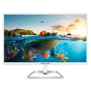 技讯(GVNXUHI) JXF1706 18.5英寸办公家用一体机电脑(Intel四核 4G 64G固态 WIFI 有线键鼠)白色