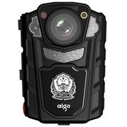 爱国者 DSJ-R2 执法记录仪 警用版 红外夜视1080P便携加密激光定位录音录像拍照对讲 32G 黑色