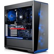 酷冷至尊 MasterBox Lite 5+(睿+)中塔机箱(ATX主板/前镜面板/钢化玻璃侧板/独立电源仓)