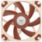 猫头鹰 NF-A12x15 PWM 12cm风扇(4Pin PWM风扇/15mm厚度/CPU风扇/机箱散热风扇)产品图片1