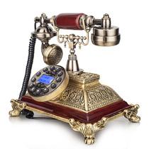 渴望(crave) F015仿古电话机 复古固定座机 创意时尚  欧式风格 凯撒产品图片主图