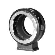 美科 MK-NF-F 微单转换环 富士微单相机转尼康F卡口单反镜头