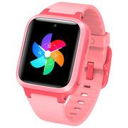 小寻 小米生态链产品 儿童电话手表S1 儿童手表 防丢防水GPS定位 学生定位手机 儿童手机 粉色